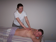 Healing Solutions For You Serenity Dylan Deep Tissue Massage